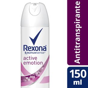 Desodorante Antitranspirante Rexona Active Emotion 150ml
